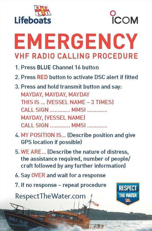 Marine VHF Radio Calling Procedures | YACHTING | Marine vhf