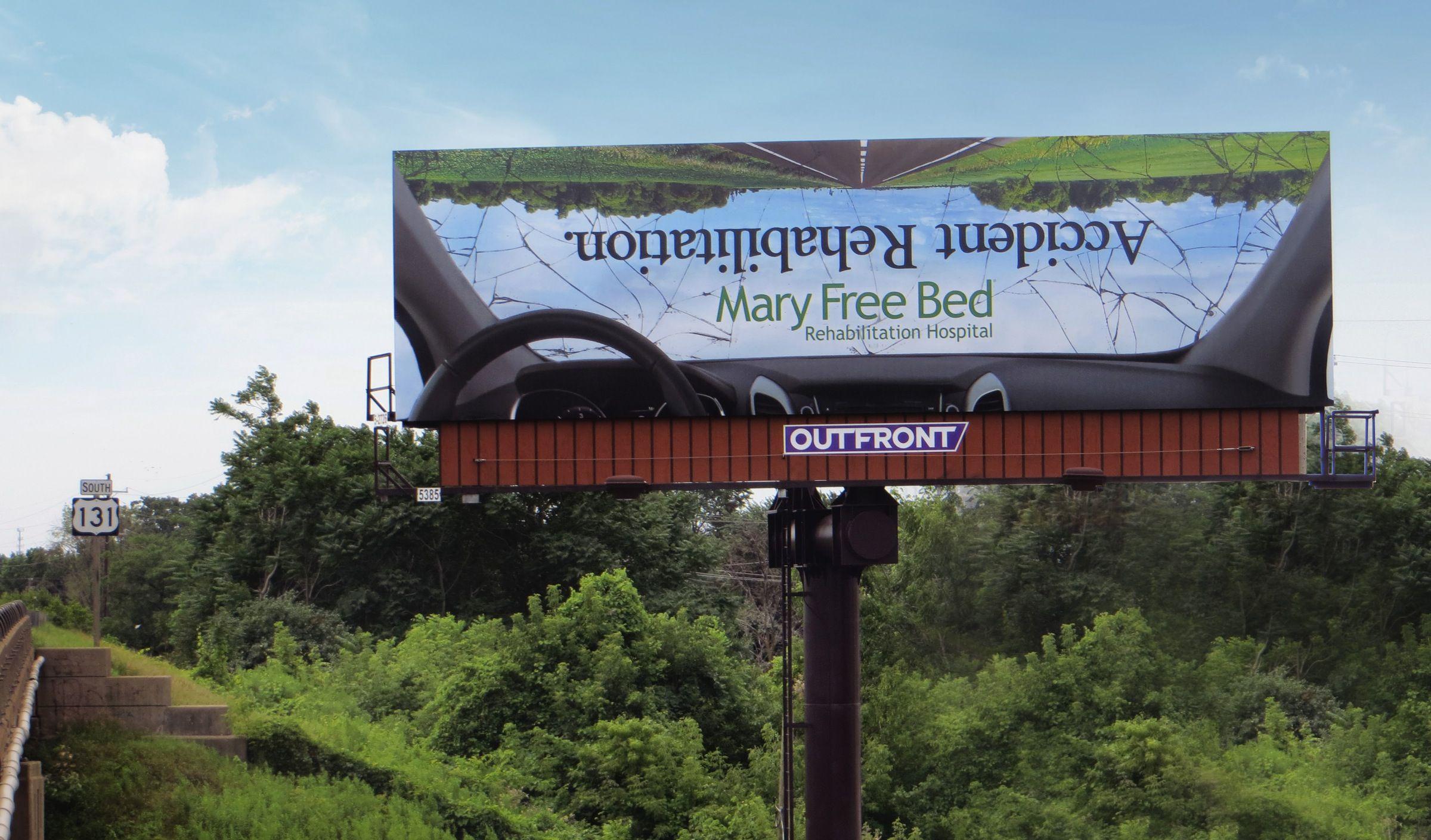 Mary Free Bed Rehabilitation Hospital Accident