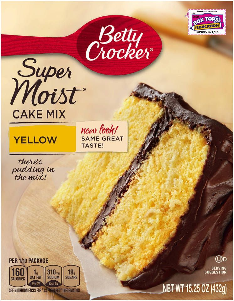 Free 2day shipping on qualified orders over 35 Buy Betty Crocker