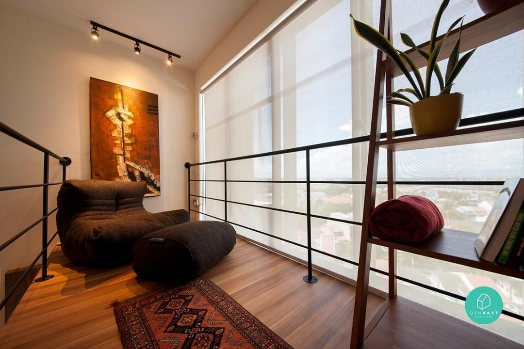 10 Amazing Loft Apartments In Singapore Loft Interior Design Loft Apartment Loft Interiors