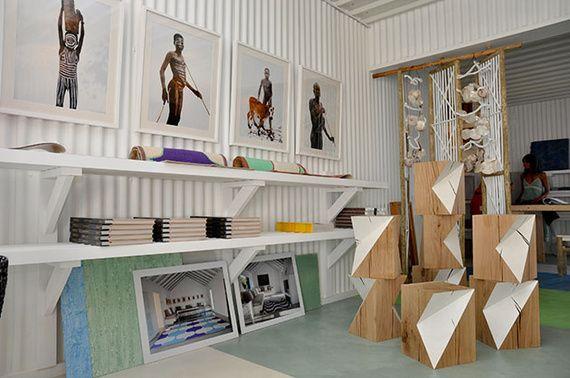 El show-room de Vera Iachia