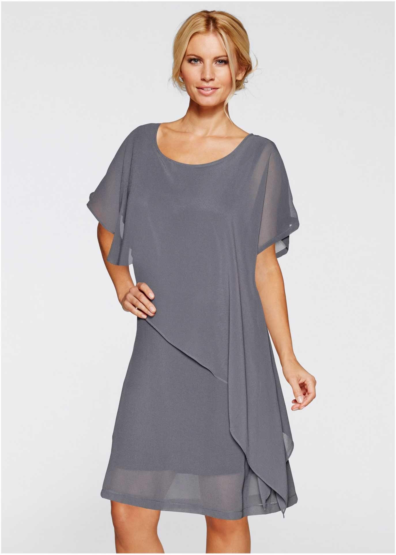 e53d4c6eb08 Robe tissée gris - BODYFLIRT boutique - bonprix.fr