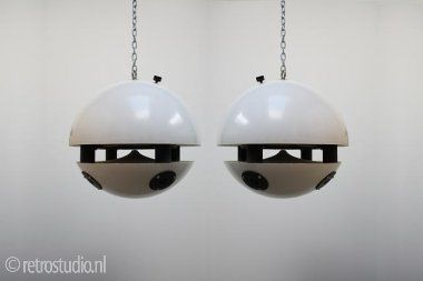 Vintage bol speakers