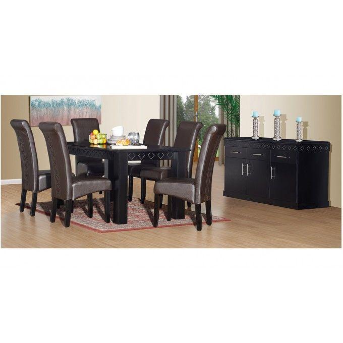 Dining Room Furniture, Dining Room Suites At Bradlows