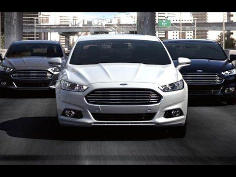 New Ford Fusion 2016 Exterior And Interior Youtube Dengan Gambar