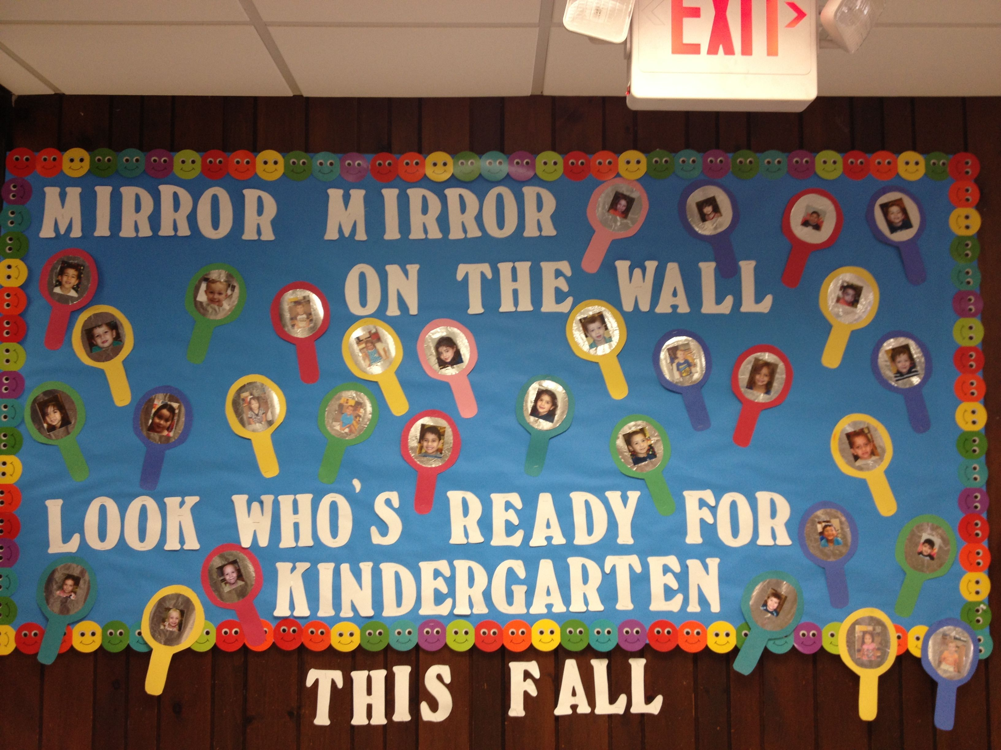 cute end of the year bulletin board teaching