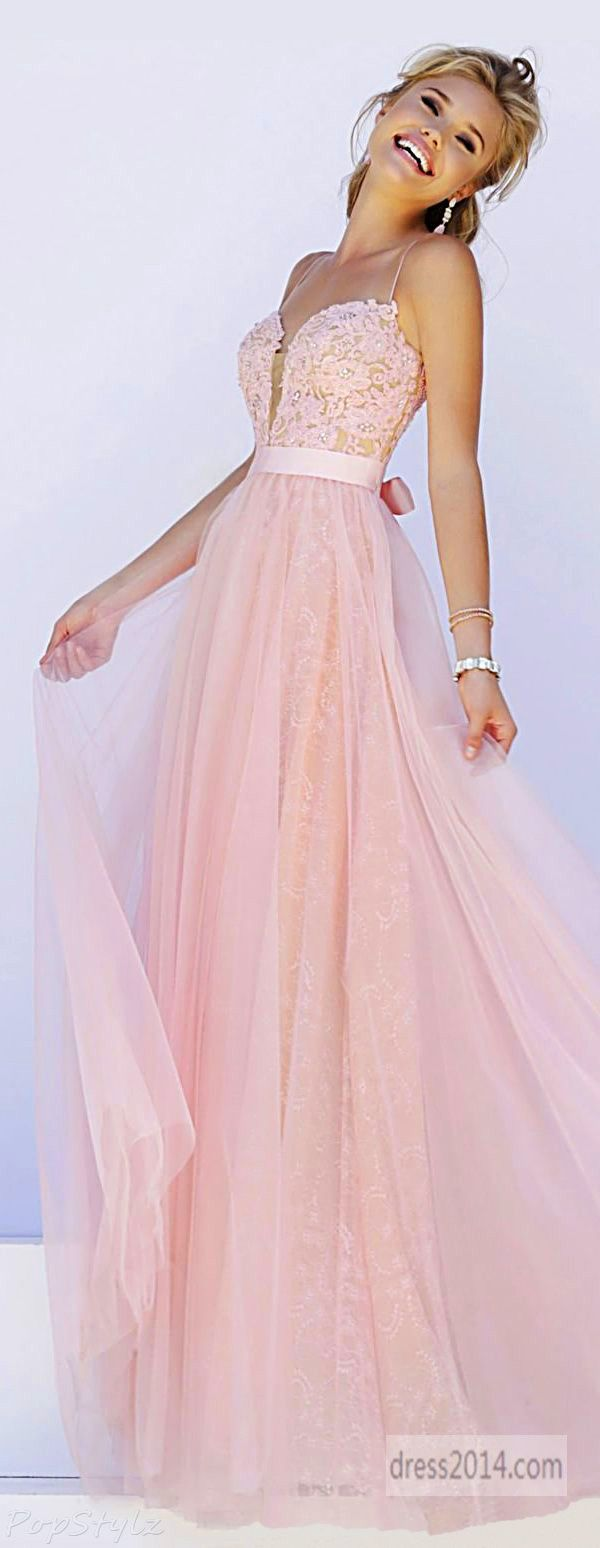 pink prom dress | Fan club | Pinterest | 15 años, Vestiditos y Años