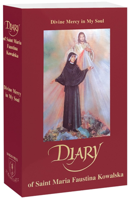 Divine Mercy In My Soul The Diary Of Saint Maria Faustina Kowalska Divine Mercy Faustina Kowalska St Faustina Diary