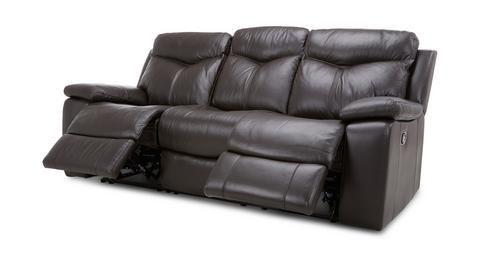 Transformer 3 Seater Manual Recliner Essential Dfs Recliner Leather Recliner Leather Sofa
