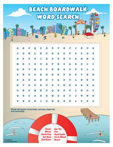 35 Hard to Extremely Hard Word Search Puzzles