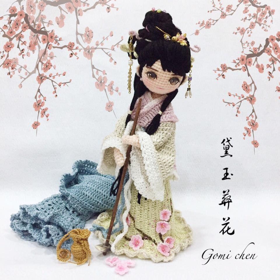 Pin by Grandma Wright on crochet dolls | Pinterest | Amigurumi ...
