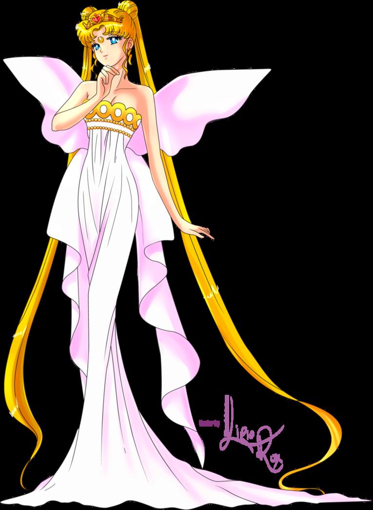 Queen Serenity Vector By Liriorox On Deviantart Sailor Moon Manga Sailor Moon Character Sailor Moon Usagi