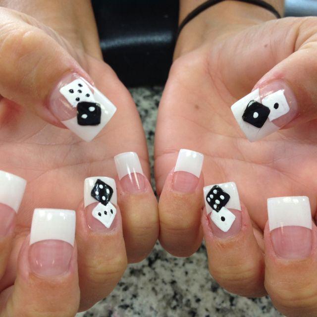 Casino nails www.36win.be … | Nail Designs | Nails…