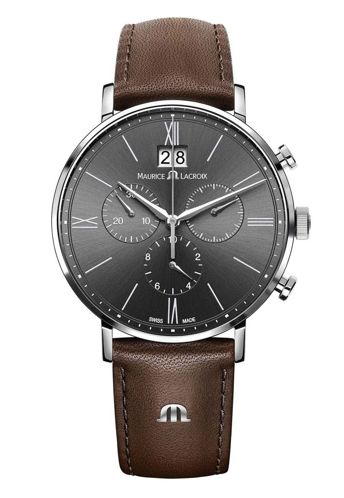 Maurice Lacroix Watch Eliros Chronographe #basel-15 #bezel-fixed #bracelet-strap-leather #brand-maurice-lacroix #case-material-steel #case-width-40mm #chronograph-yes #date-yes #delivery-timescale-call-us #dial-colour-grey #gender-mens #luxury #movement-quartz-battery #new-product-yes #official-stockist-for-maurice-lacroix-watches #packaging-maurice-lacroix-watch-packaging #style-dress #subcat-eliros #supplier-model-no-el1088-ss001-811-002 #warranty-maurice-lacroix-official-2-year-guarantee…