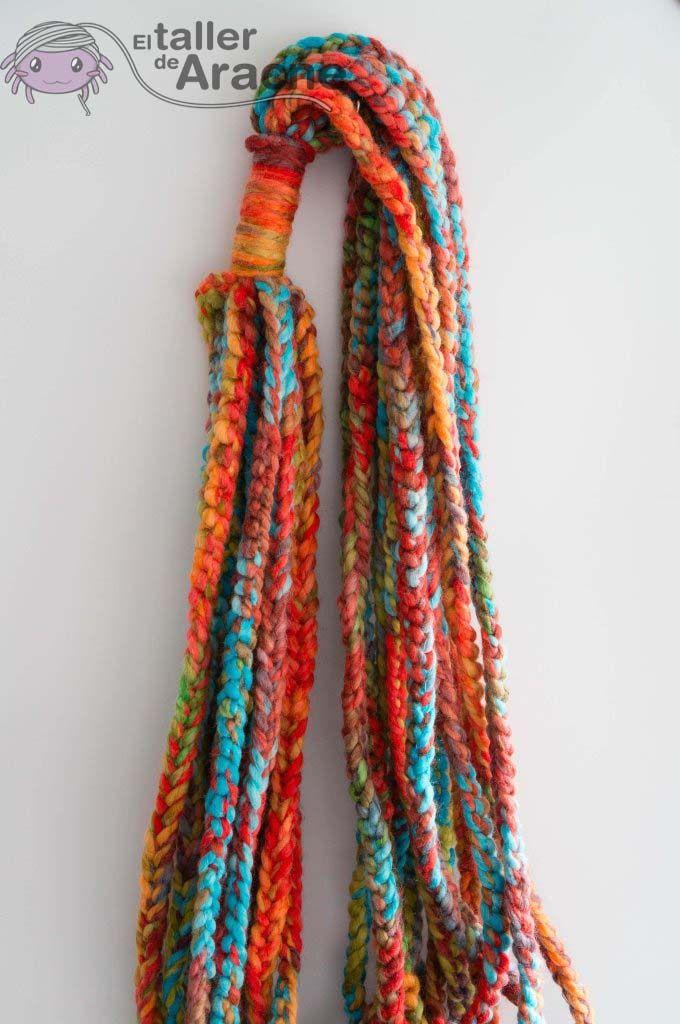 caribe bufanda de cadenetas a ganchillo new nepal | Textil ...