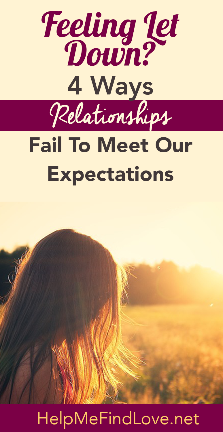 Expectations dating relationships