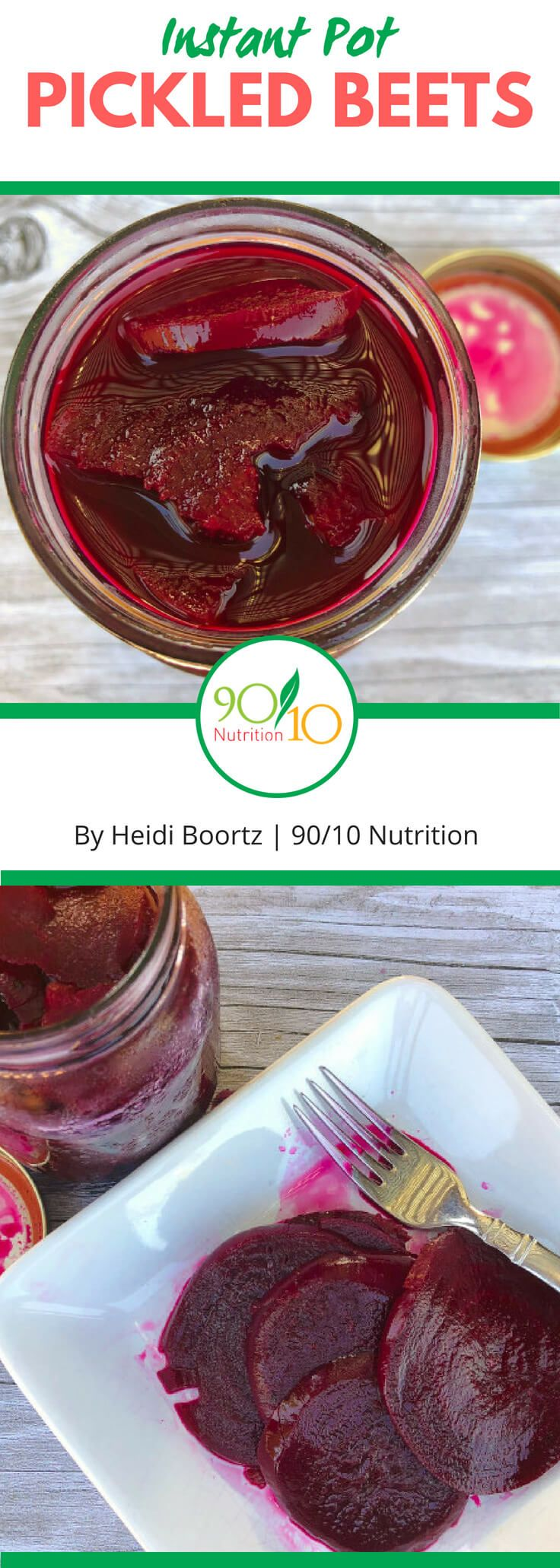 Instant Pot Pickled Beets Recipe Pickled Beets Beet Recipes