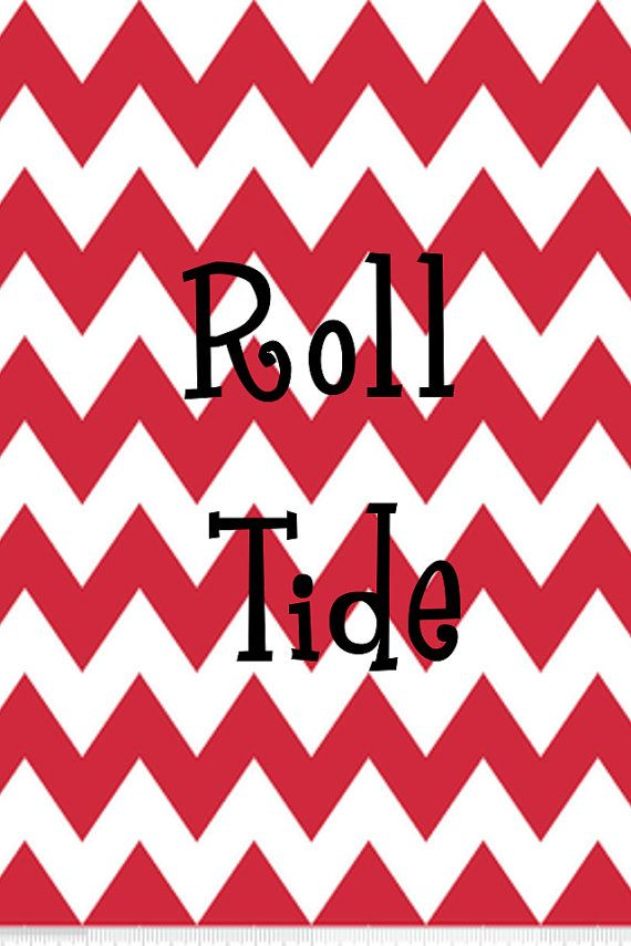 Items Similar To Roll Tide Iphone Wallpaper On Etsy Chevron Iphone Wallpaper Alabama Wallpaper Roll Tide