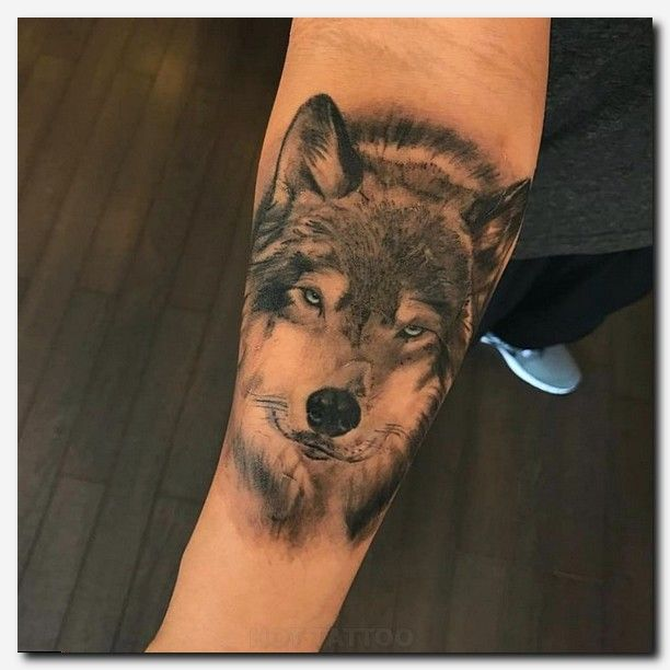 Animal Tattoo Designs Wolf Tattoo Tattoos Wolf Face border=