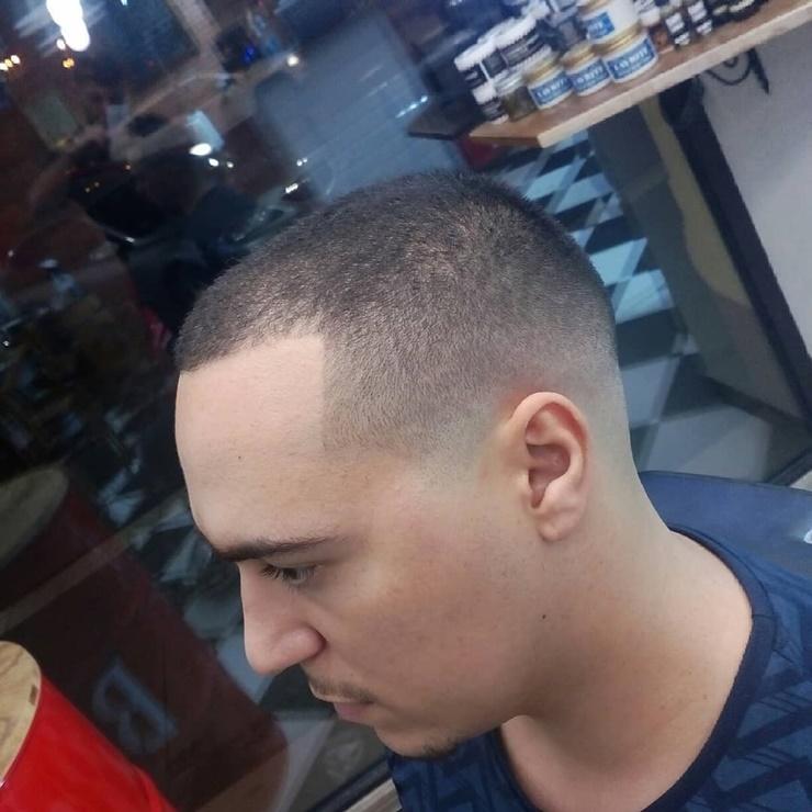 Fade Model Rambut Pendek Pria 2020 Rambut Pendek Pria Gaya Rambut Pria Pendek Potongan Rambut Pendek