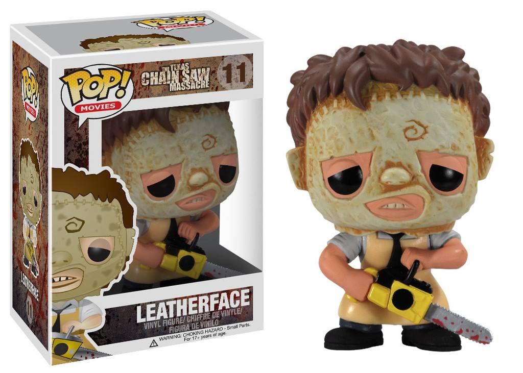 Funko POP! Vinyl Figure Texas Chainsaw Massacre Leatherface - The Movie Store