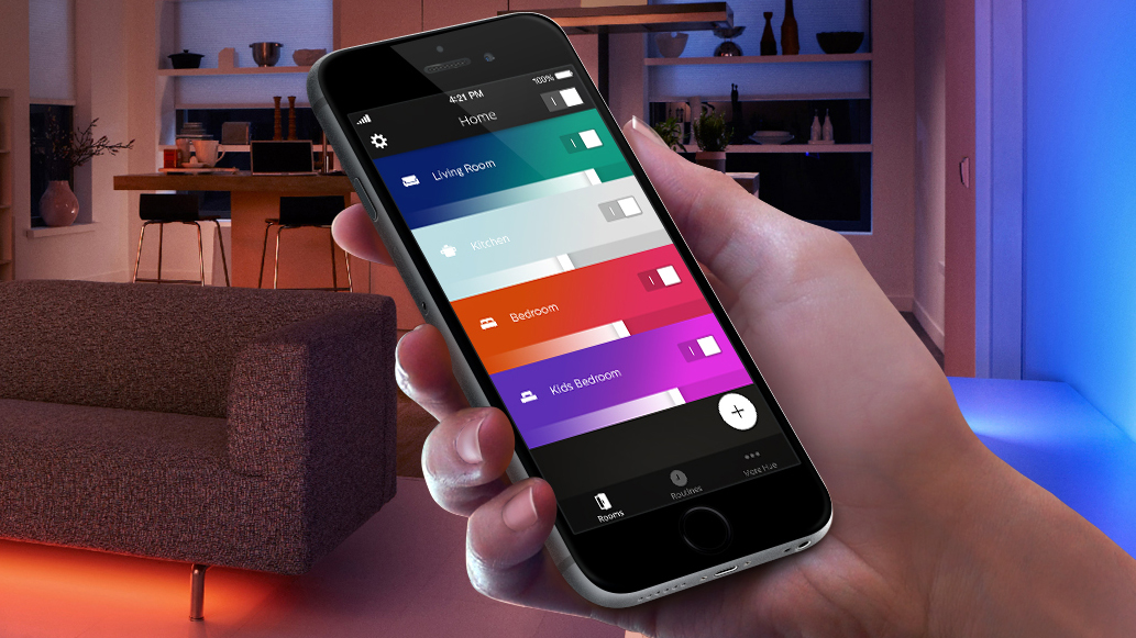 New Philips Hue App is coming, soon.... (มีรูปภาพ)