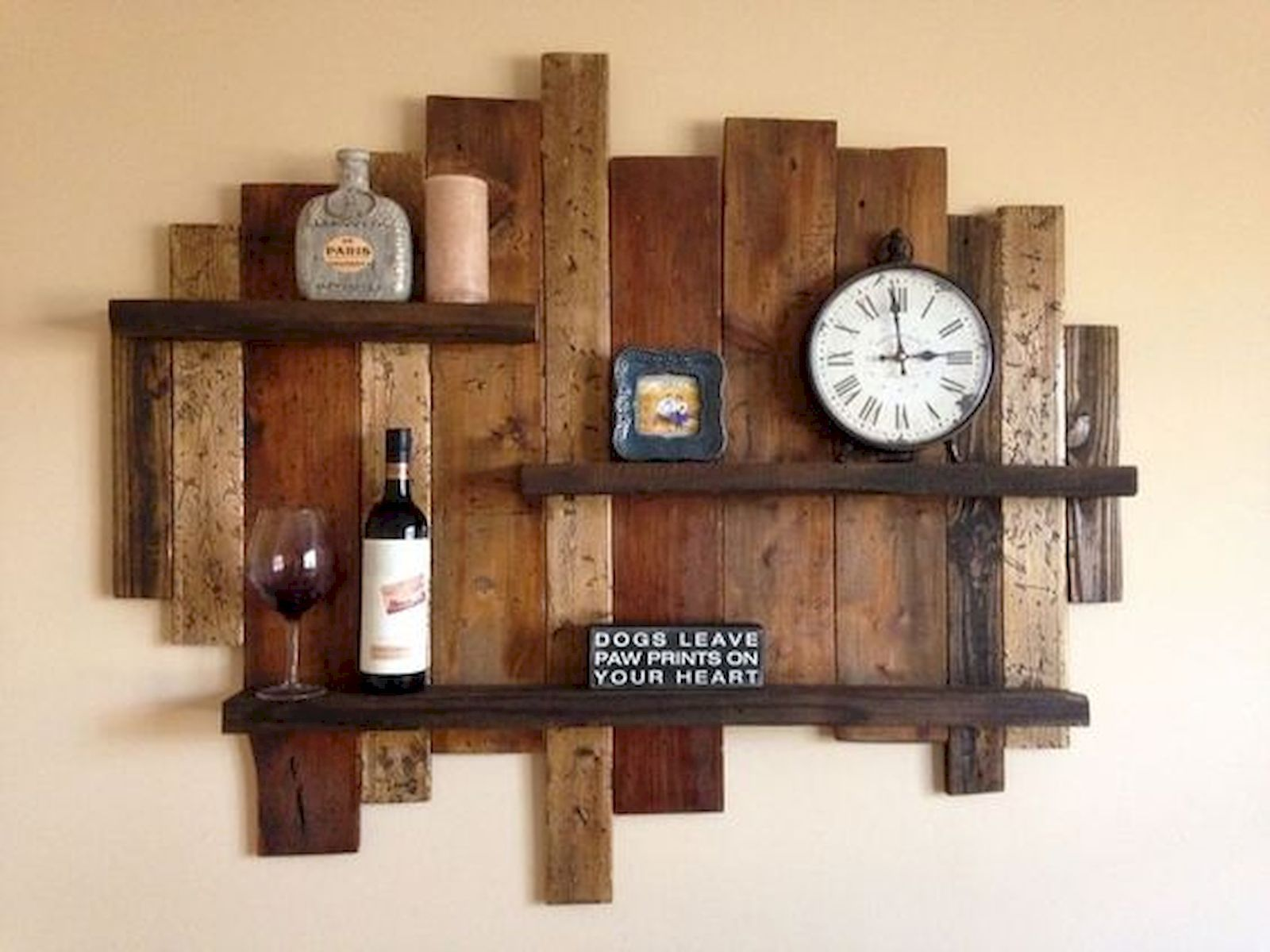 60 Fantastic DIY Rustic Home Decor Ideas