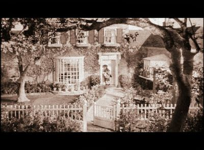 Across the Way...the movie house of Mrs. Miniver
