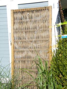 Robinie im Eichenrahmen 180 x 120 cm