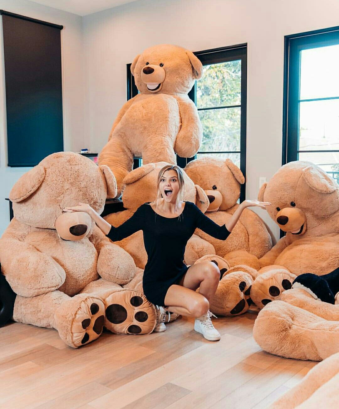 Commit xxx teddy bears