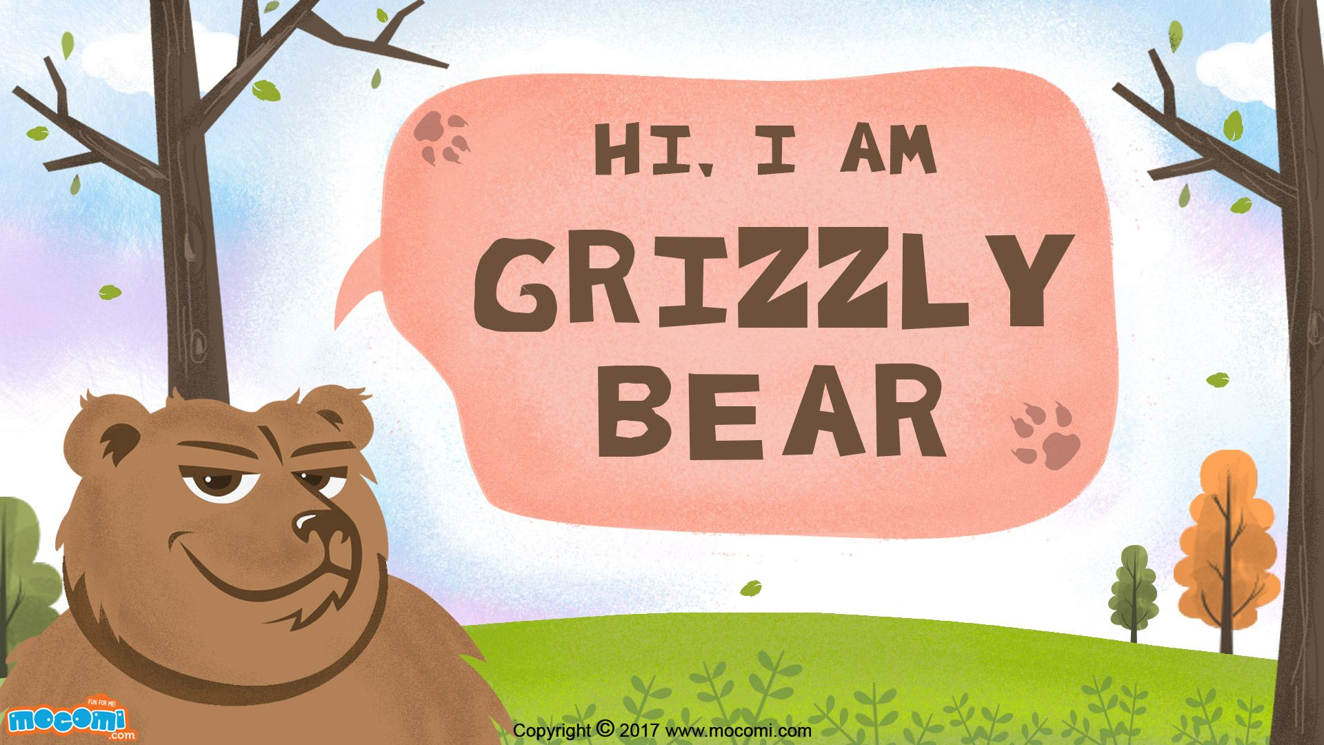 Grizzly Bear Facts And Information