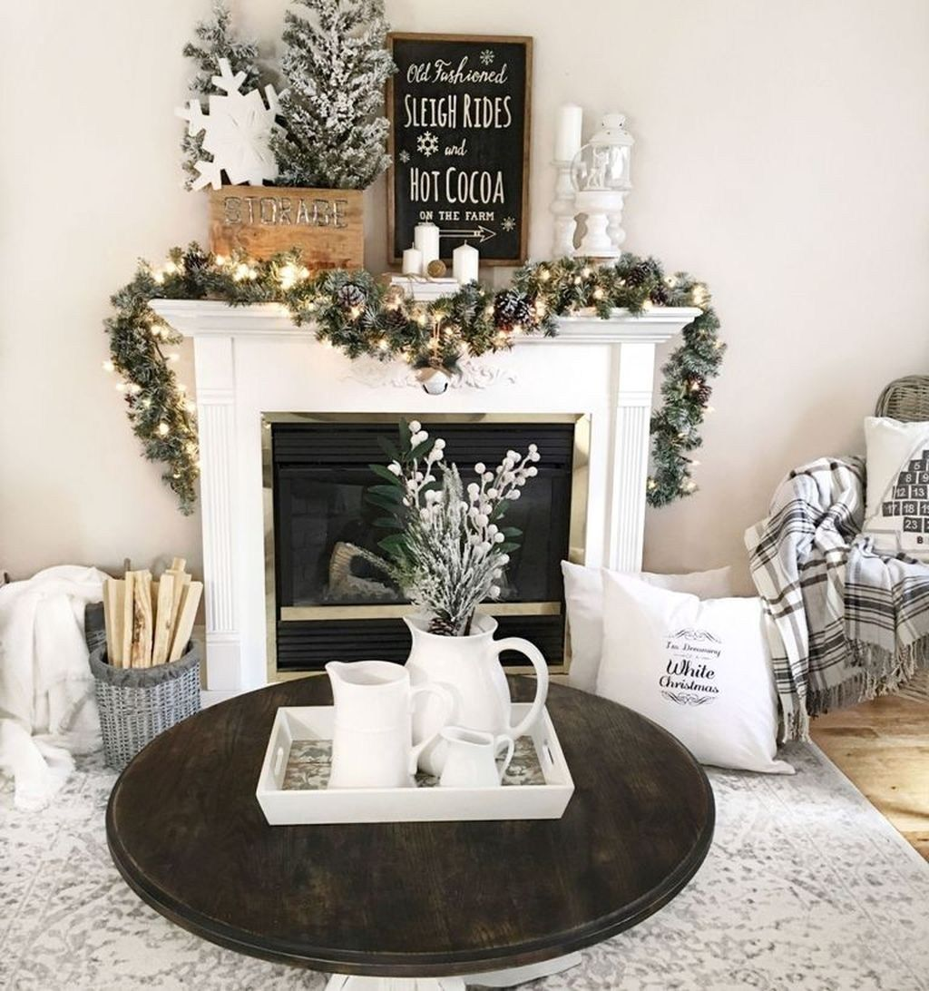 Best Ways To Decorate Your Living Room By Theme Christmas