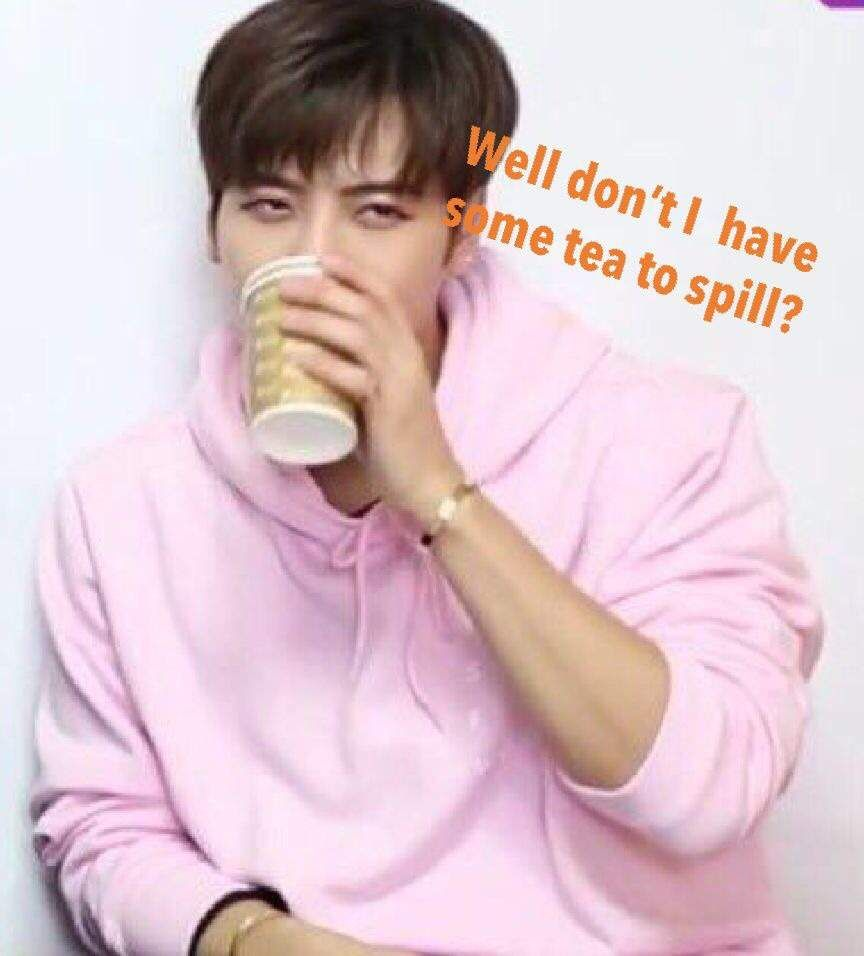 Jackson Tea Meme Got7 Meme Kpop Memes