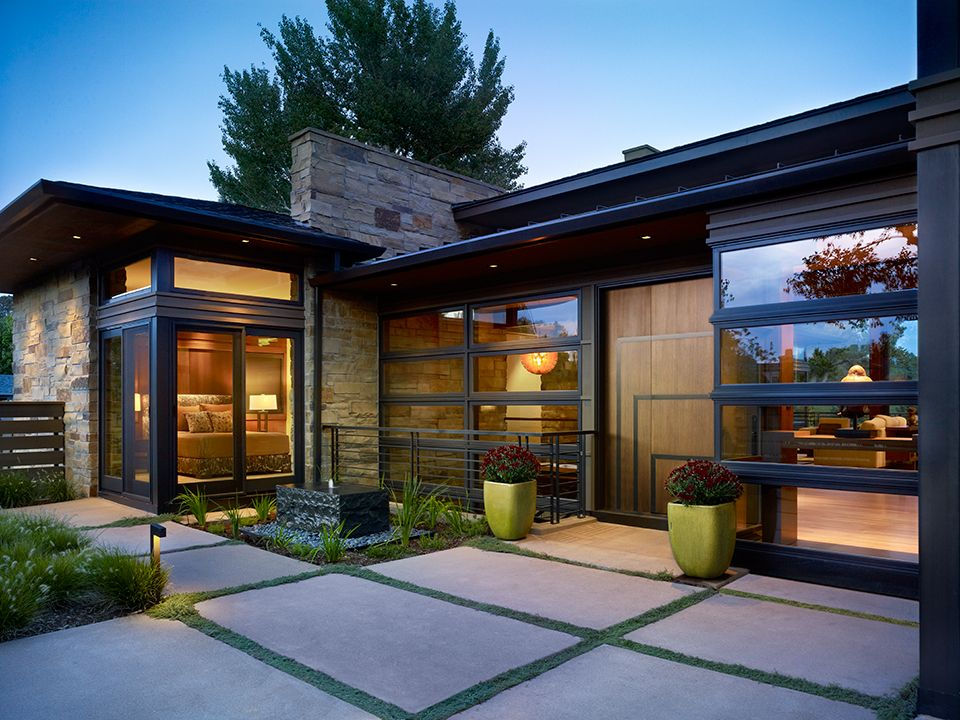 Denver Remodel Exterior Decoration Custom Home Builds And Remodels  Boulder  Aspen  Vail  Denver .