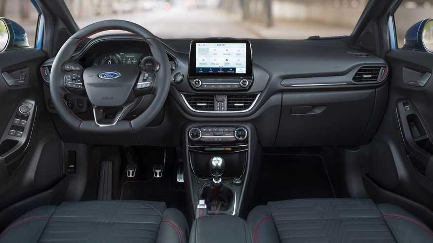 Ford Puma Interior Ford Puma Compact Crossover Ford