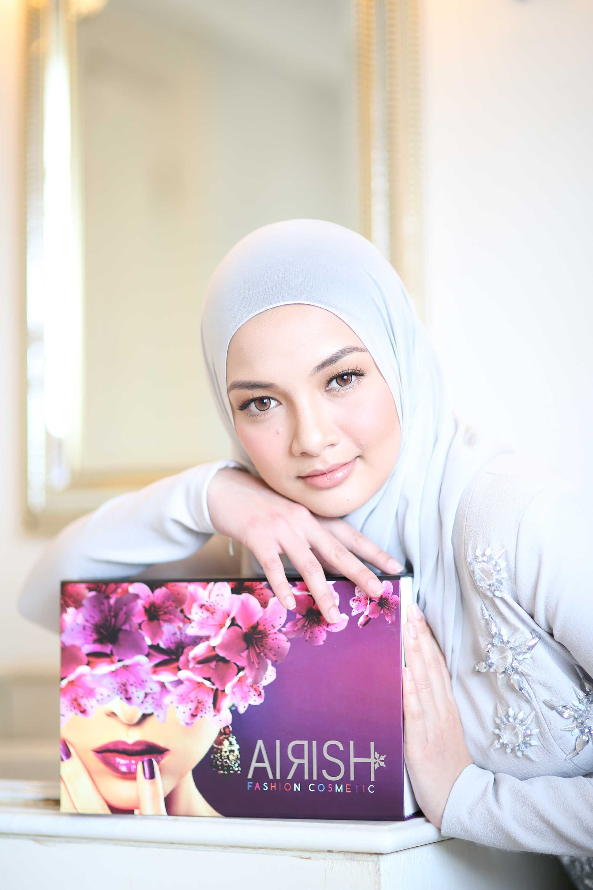 neelofa airish ambassador hijjab in 2019 muslim beauty