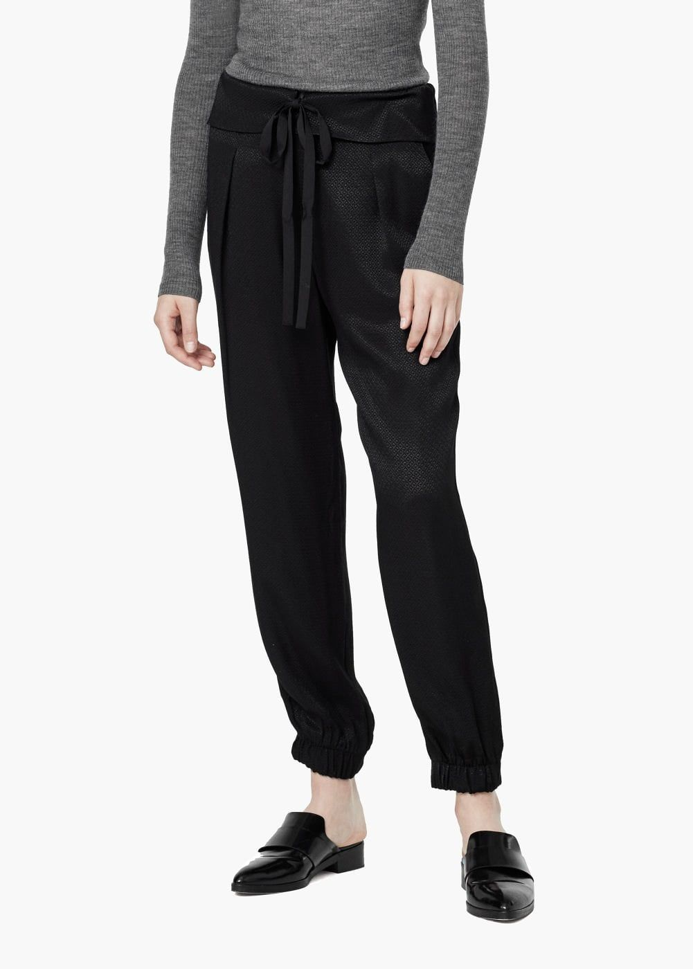 Trousers - Clothing - Woman | OUTLET Lithuania
