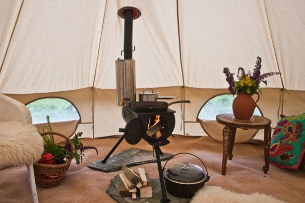Frontier Plus - Portable Woodburning Stove by Anevay & Frontier Plus - Portable Woodburning Stove by Anevay | OUTDOOR ...