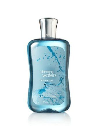 Amazon Com Bath Body Works Dancing Waters Shower Gel 10 Oz