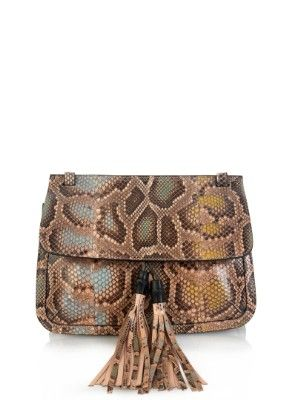 d661cf93d564 Bamboo Daily python cross-body bag | Gucci | MATCHESFASHION.COM US ...