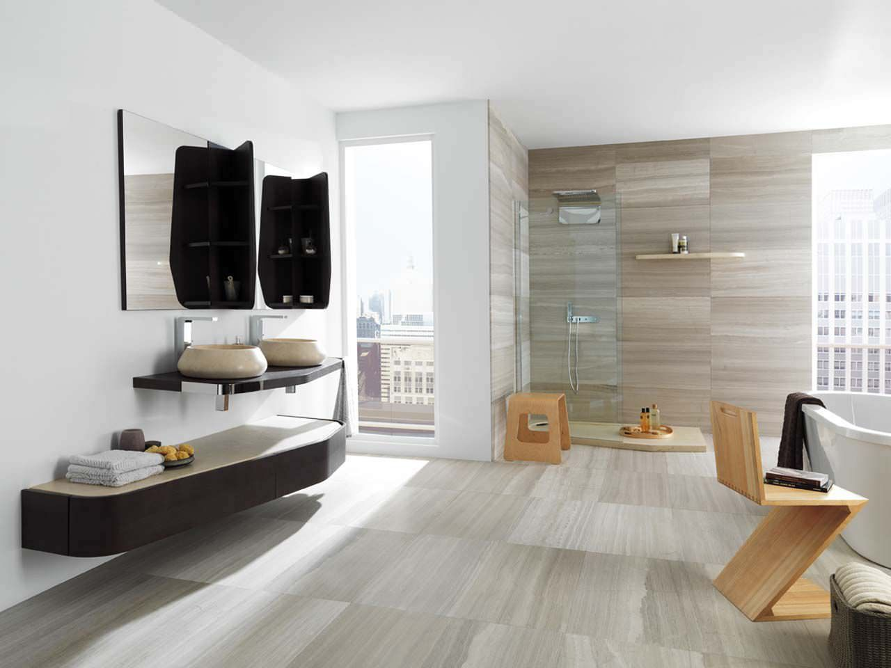 1 MLN Bathroom Tile Ideas | Bath design | Pinterest | Travertine ...