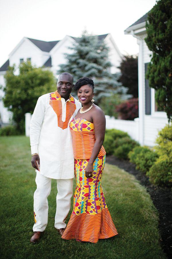 Ghana Wedding Dresses