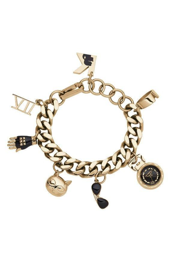 Product Image 1 Bracelet Watch Nordstrom Bracelets Karl Lagerfeld Bangles