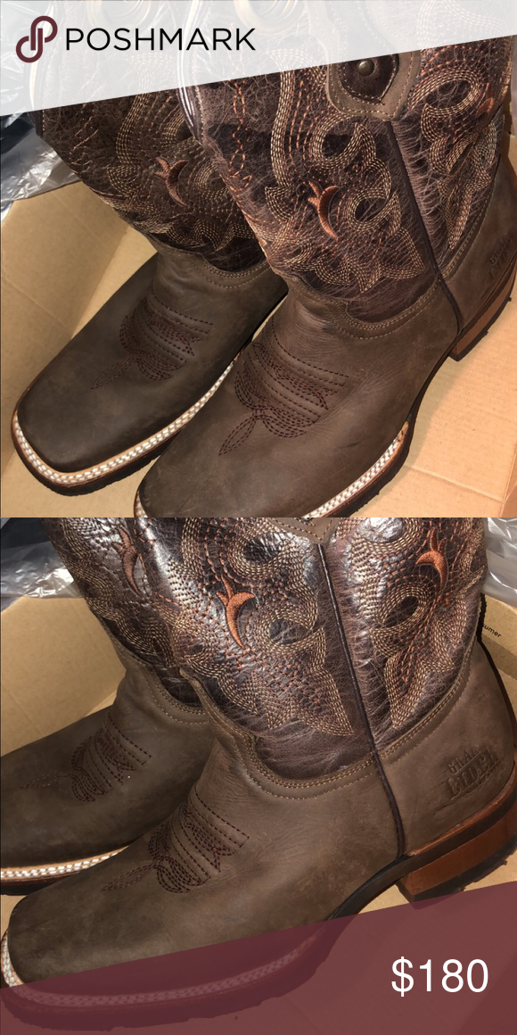 9662be3f3 Women western square toe boots (botas vaqueras) Brought from Guanajuato  Mexico size 8.5 and