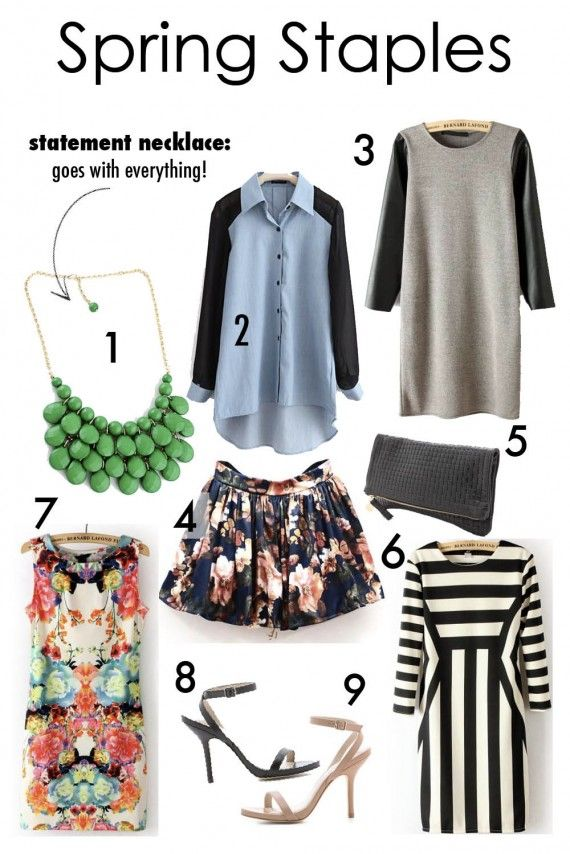 Spring Staples new on modanistajunkie.com featuring @SheInside @sheinsider #whattowear #wishlist #outfits #lafashionbloggers #fashionbloggers #bloggers #inspiration #inspo #trending #musthaves #obsessed #spring #springstaples
