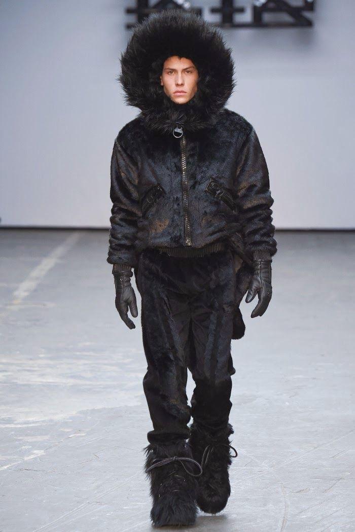 only Fashion: KTZ - FW 15 LFW