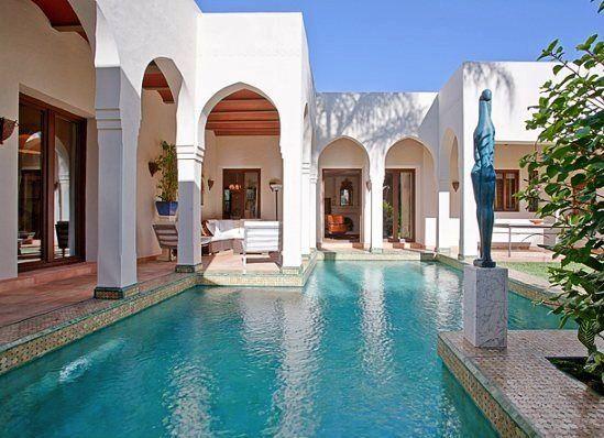 Sotogrande modern villa for sale, Moorish style house. Sotogrande, southern Spain!