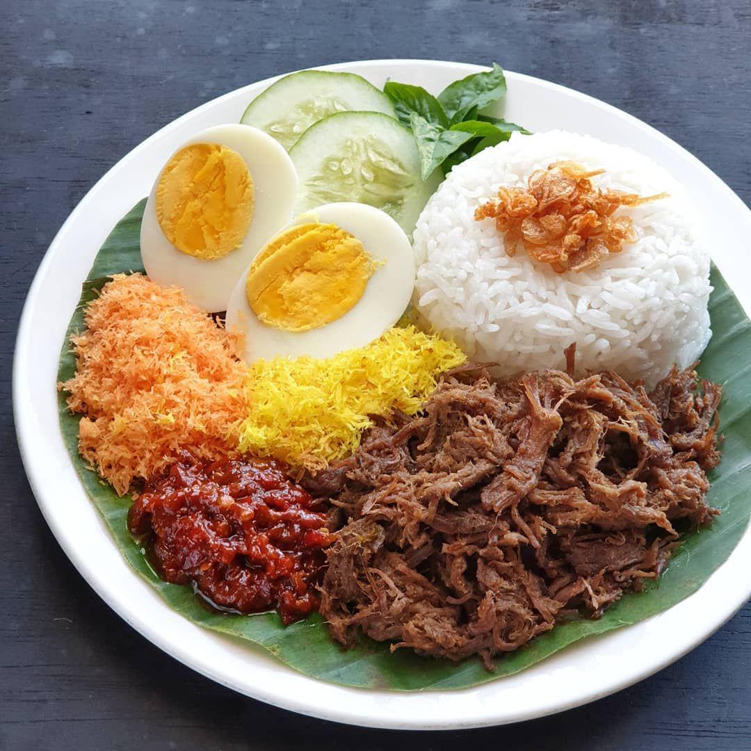 Happy Weekend Hari Ini Coba Masak Nasi Krawu Sendiri Buat Yg Belum Tau Apa Sih Nasi Kraw Healthy Breakfast Recipes Healthy Nutrients Best Breakfast Recipes