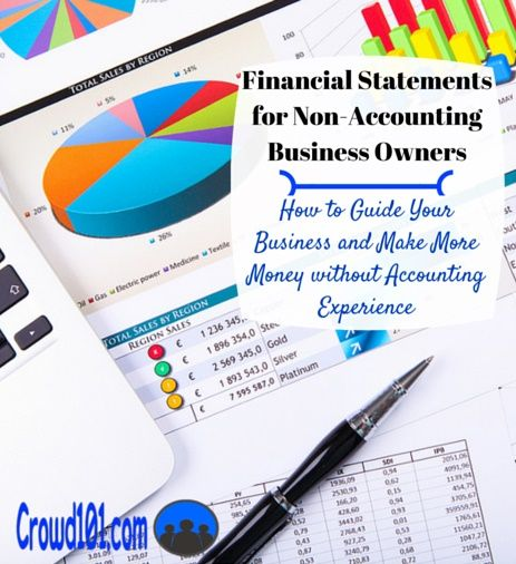 How to make financial statements for your business without knowing - financial statements