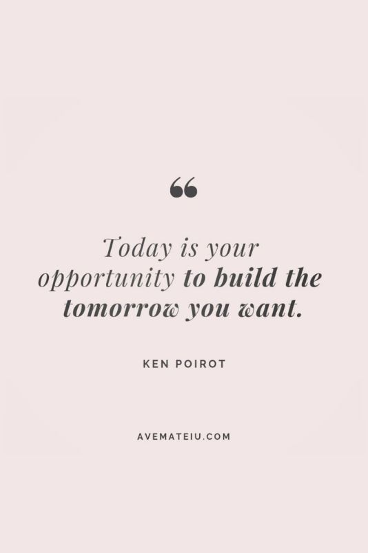 Motivational Quote Of The Day - December 24, 2018 - Ave Mateiu